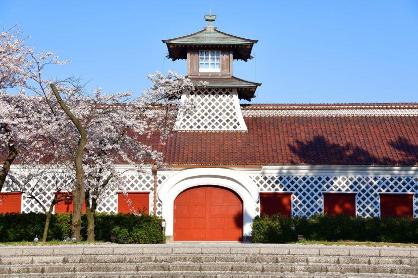 新潟市歴史博物館<br /> みなとぴあ